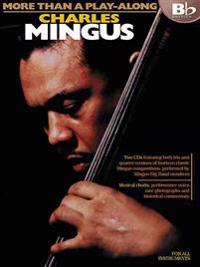 Charles Mingus - More Than a Play-Along [With CD]