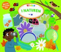 Vi leker i naturen (bok och pusselbitar)