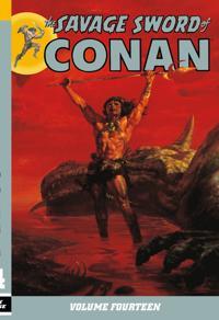 The Savage Sword of Conan 14