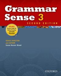 Grammar Sense: 3: Student Book with Online Practice Access Code Card