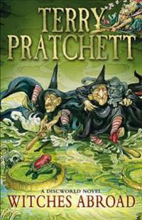 Witches abroad - (discworld novel 12)