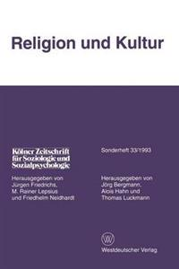 Religion Und Kultur