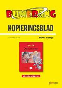 Bumerang Kop blad Ottos äventyr