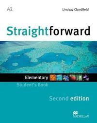 Straightforward Elementary Level Student Book 2E