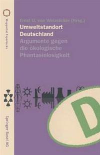 Umweltstandort Deutschland