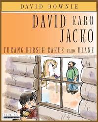 David Karo Jacko: Tukang Bersih Kakus Karo Ulane (Javanese Edition)