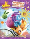 Sunny Bunnies: Adorable Sticker and Activity Book
