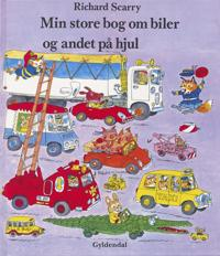 Min store bog om biler og andet på hjul