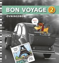 Bon voyage 2 Övningsbok