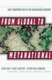 From Global to Metanational