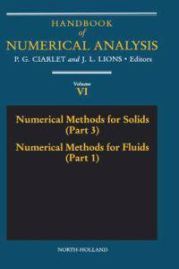 Numerical Methods for Solids (Part 3) Numerical Methods for Fluids (Part 1)