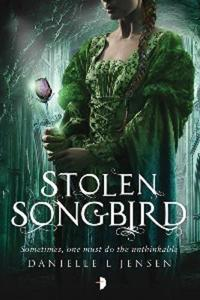 Stolen Songbird: Malediction Trilogy Book One
