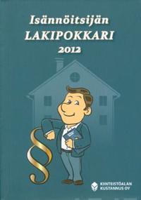 Isännöitsijän lakipokkari 2012