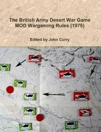 The British Army Desert War Game