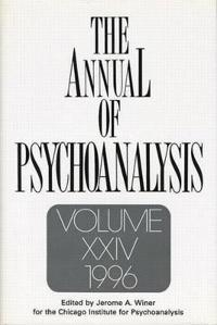 The Annual of Psychoanalysis, V. 24