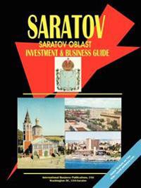 Saratov Regional Investment & Business Guide