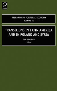 Transitions in Latin America and in Poland and Syria