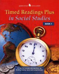 Timed Readings Plus Social Studies Bk 9