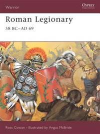 Roman Legionary 58Bc-Ad69