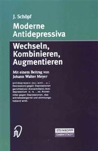 Moderne Antidepressiva