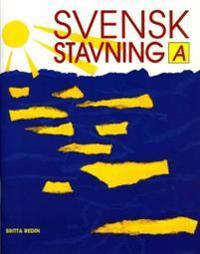 Svensk stavning Del A