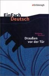 Draußen vor der Tür. Textausgabe. EinFach Deutsch Textausgaben