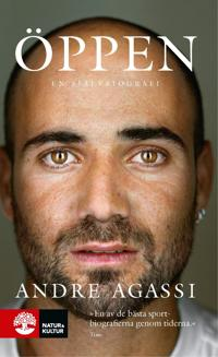 Öppen : en självbiografi