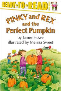 Pinky Rex and the Perfect Pumpkin Paperback