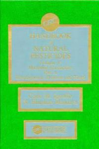 CRC Handbook of Natural Pesticides