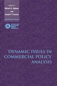 Dynamic Issues in Applied Commercial Policy Analysis