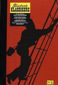 Store forventninger ; To år foran masten ; Sammensvergelsen ; Don Quijote