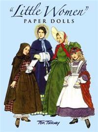 Little Women Paper Dolls