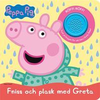 Greta Gris: Fniss och plask med Greta