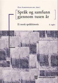 Språk og samfunn gjennom tusen år