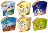 Oxford Reading Tree: Level 6: Snapdragons: Class Pack (36 books, 6 of each title)