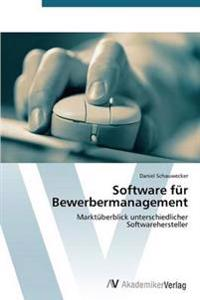 Software Fur Bewerbermanagement