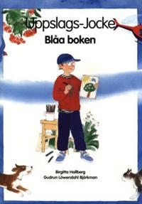Uppslags-Jocke  Blåa boken