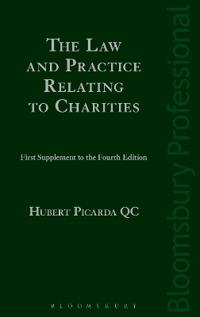 The Law and Practice Relating to Charities