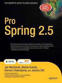 Pro Spring 2.5