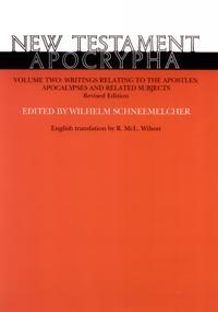 New Testament Apocrypha, Volume Two