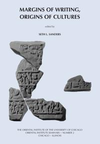 Margins of Writing, Origins of Culture