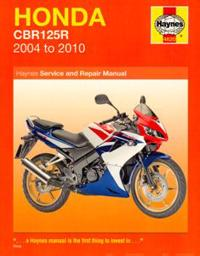 Honda CBR125R Service & Repair Manual