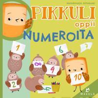 Pikkuli oppii numeroita