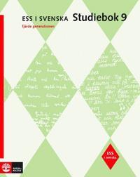 ESS i svenska 9 Studiebok, fjärde upplagan