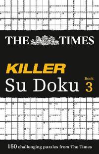 The Times Killer Su Doku 3