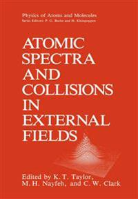 Atomic Spectra and Collisions in External Fields