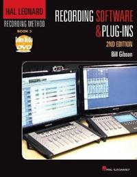 Hal Leonard Recording Method Bk 3 Recording Software & Plug-Ins Bk/Dvd