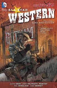 All Star Western: the New 52! 1
