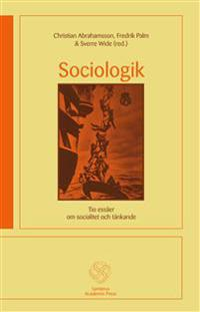 Sociologik : tio essäer om socialitet och tänkande