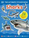 ULTIMATE STICKER BOOK SHARKS